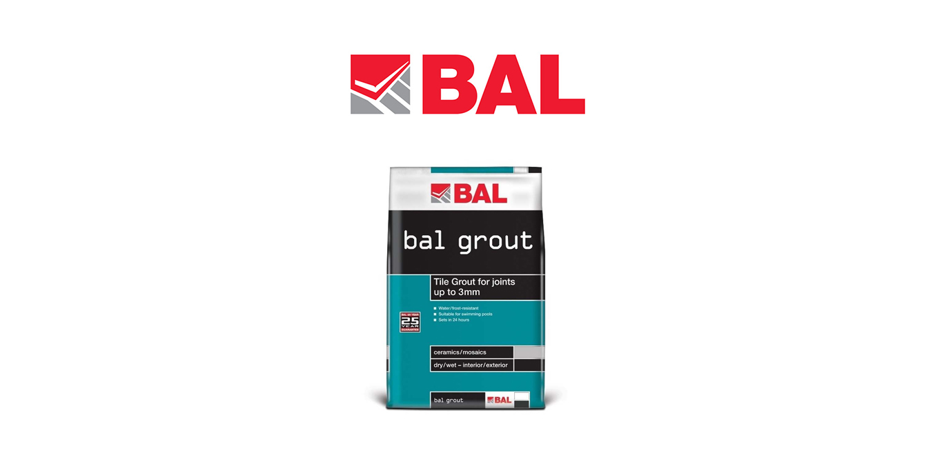BAL Wall Tile Grout