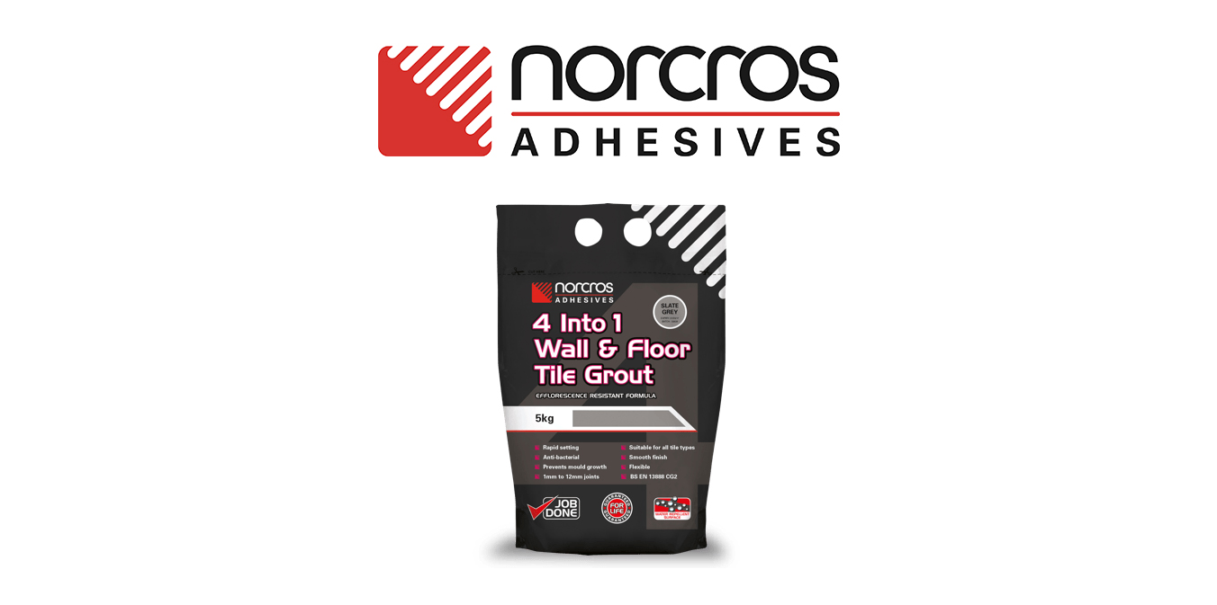 Norcros 4 into 1 Grout