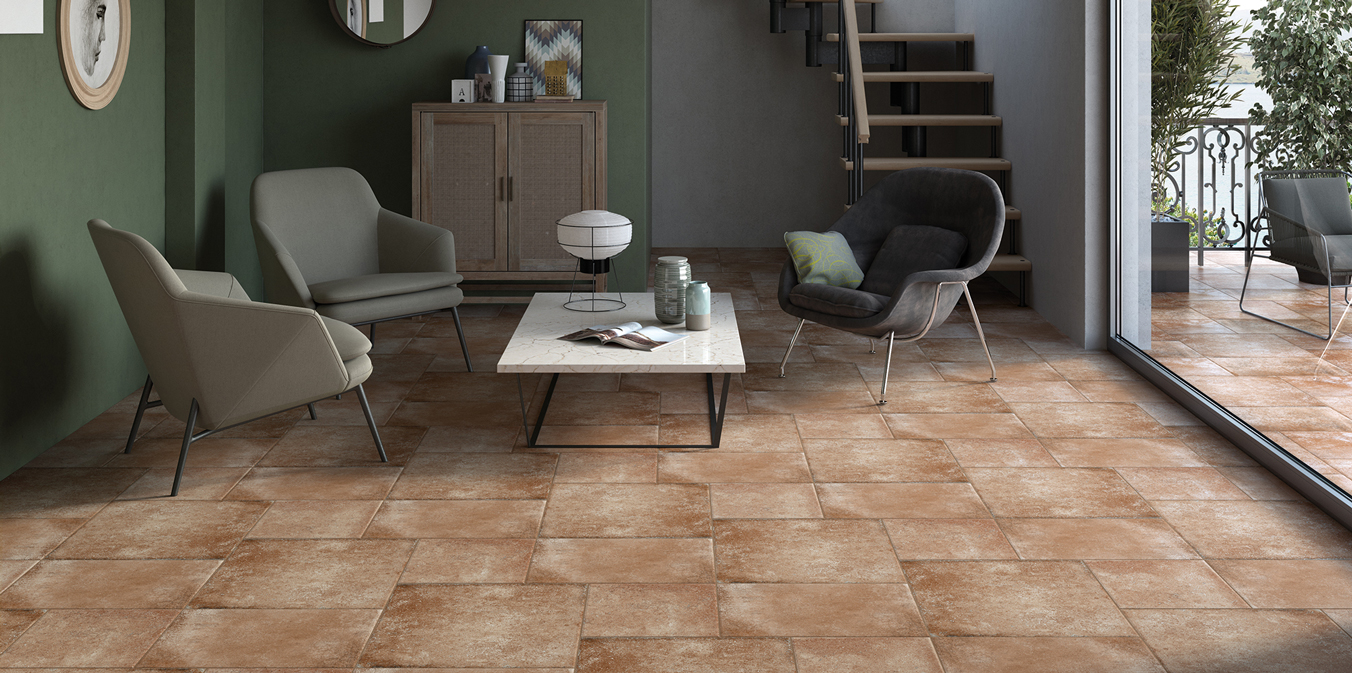 Cotto Med Tiles