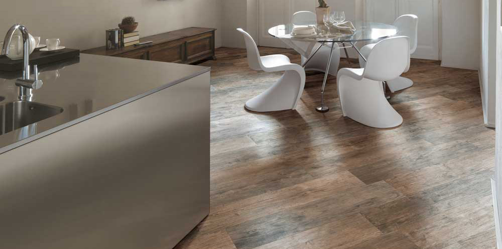 French Chalet Wood Effect Tiles