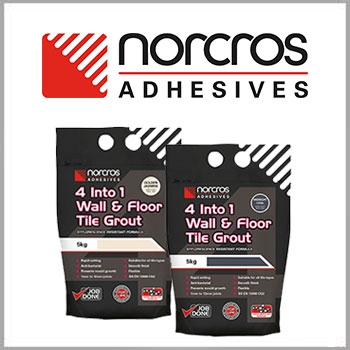 Norcros 4 into 1 Grout Tiles